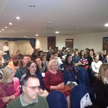 Educational meeting for paediatricians of Vojvodina